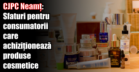 Etichetarea produselor cosmetice